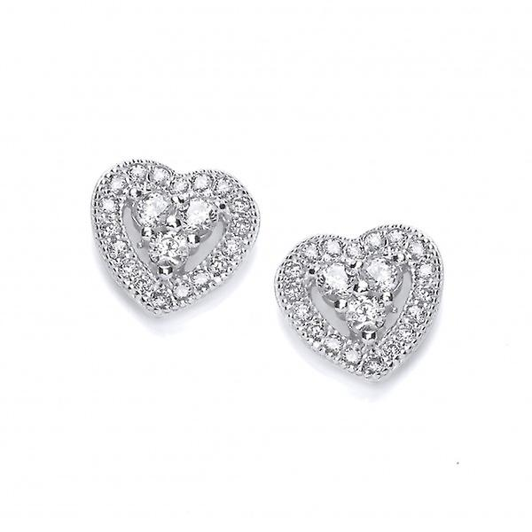 Cavendish French Sweetheart Earrings