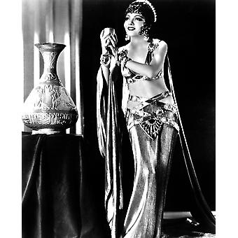The Sign Of The Cross Claudette Colbert 1932 Photo Print