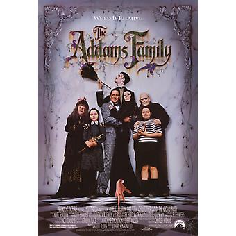 Addams Family film plakat Print (27 x 40)