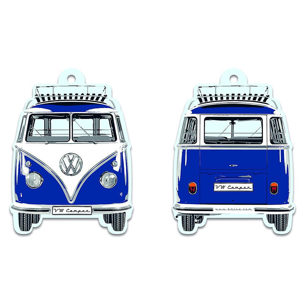 Officielle VW Camper Van T1 Air Freshener - blå Ocean