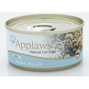 Applaws kat kan tun 156g (Pack af 24)