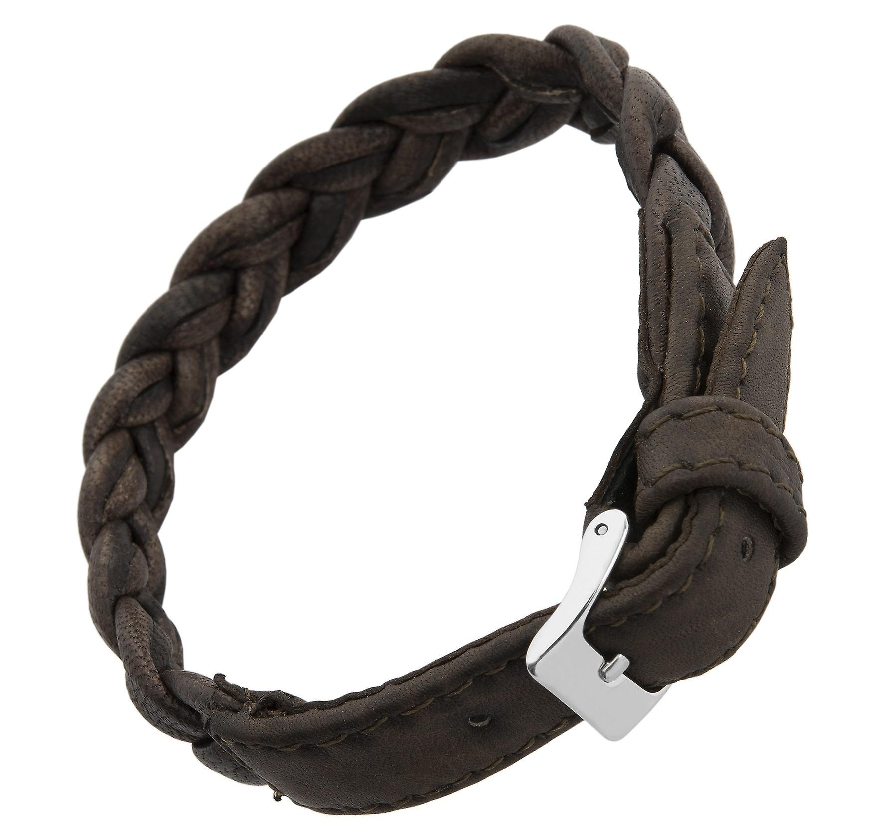 Burgmeister Leather bracelet, JBM4010-769