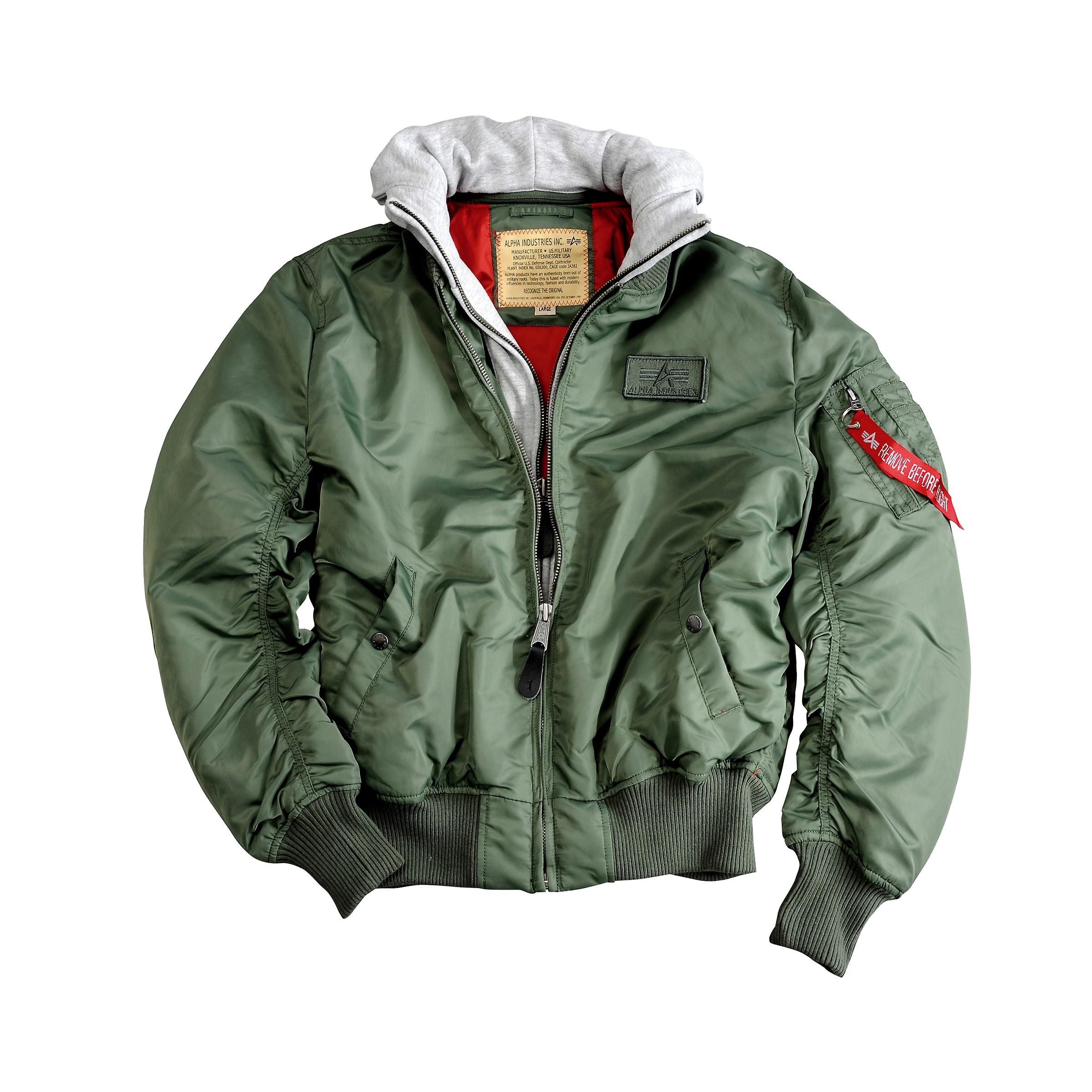 Alpha Industries Jacket Ma 1 D Tec Fruugo