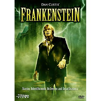 Importation de Dan Curtis' USA de Frankenstein [DVD]
