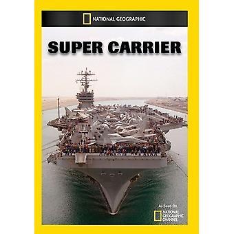 Super Carrier: Hi-Tech Superlaunch [DVD] USA importieren