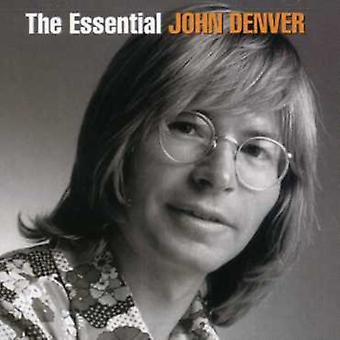 John Denver - Essential John Denver [CD] USA import