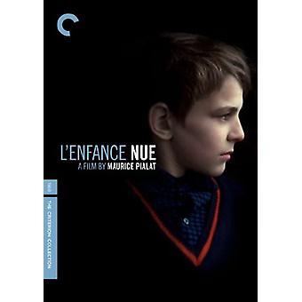 L'enfance Nue [DVD] USA import