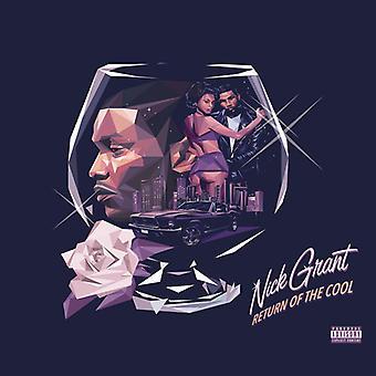 Nick Grant - afkast af Cool [Vinyl] USA importen