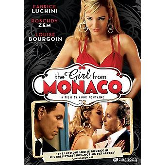 Girl From Monaco [DVD] USA import