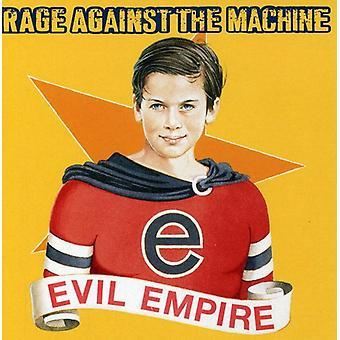 Rabia contra la máquina - importación de Evil Empire [CD] Estados Unidos