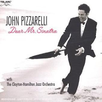 John Pizzarelli - Dear Mr Sinatra [CD] USA import