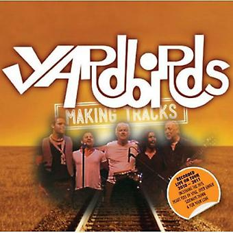 Yardbirds - foretagelse Tracks [CD] USA importerer
