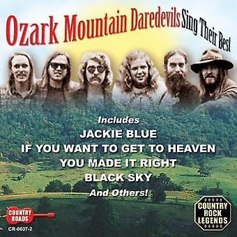 Ozark bjergene vovehalse - synge deres bedste [CD] USA import