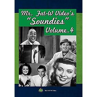 Importación de USA de Soundies 4 [DVD]