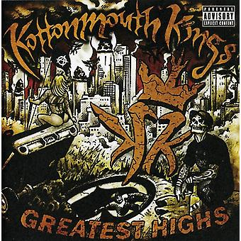 Importación de Kottonmouth Kings - más altos [CD] Estados Unidos