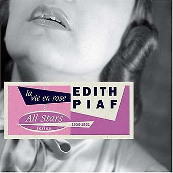 Edith Piaf - La Vie En Rose 1935-1951 [CD] USA import