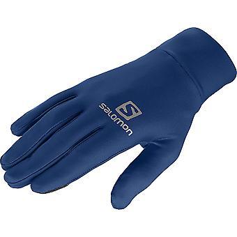 Salomon Active Glove U Handschuh Blau
