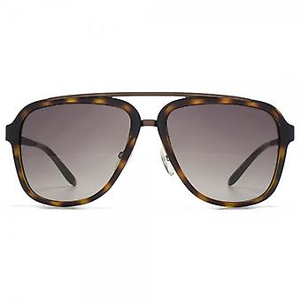 Carrera 97/S Sunglasses In Havana Brown