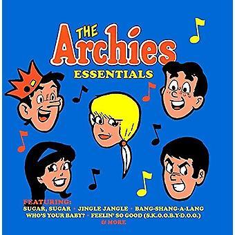 Archies - Essentials [DVD] USA importere