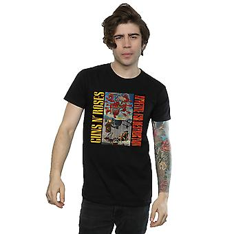 Guns N Roses Men's Appetite Banned T-Shirt