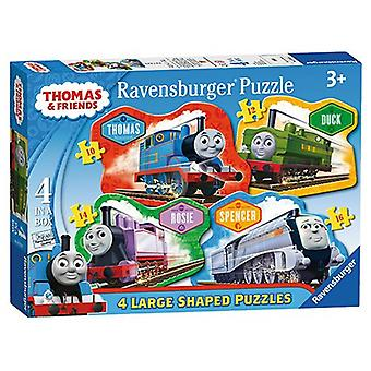 Ravensburger Thomas & Friends Shaped (Toys , Boardgames , Puzzles)