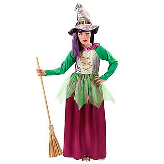 Long Witch Costume