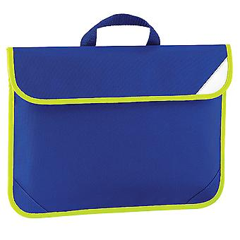 Quadra Enhanced-Vis Book Bag - 4 Litres