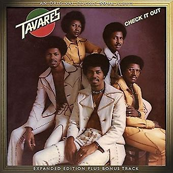 Tavares - Check It Out [CD] USA importerer