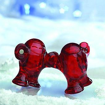 Red Koziol Salt N Pepper Shakers