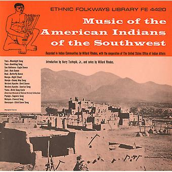 Music of the American Indians of the Southwest - Music of the American Indians of the Southwest [CD] USA import