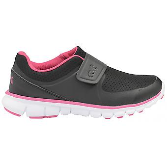 Lonsdale Junior Girls Lima Touch Fasten Trainers