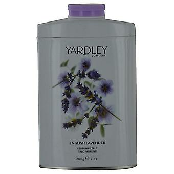 Yardley By Yardley English Lavender Tin Talc 7 Oz (New Packaging)