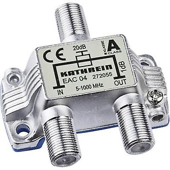 Cable TV splitter Kathrein EAC 04 1-way 5 - 1000 MHz