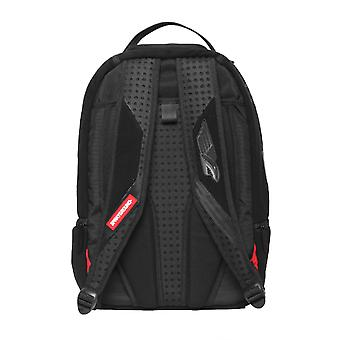 Sprayground Ghost Army Double Cargo Backpack - Black