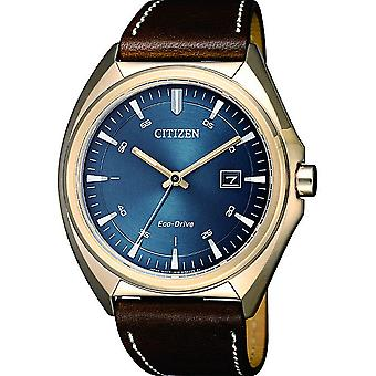 Citizen mens watch eco-drive AW1573-11 L