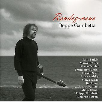 Beppe Gambetta - Rendez-Vous [CD] USA importerer