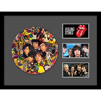 The Rolling Stones - Picture Disc LP Album Custom Framed