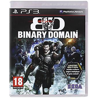 Binary Domain Limited Edition Game (PS3)