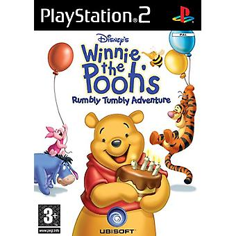 Winnie The Pooh Rumbly Tumbly Adventure (PS2)