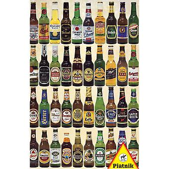 Piatnik Beer Jigsaw Puzzle (1000 Pieces)