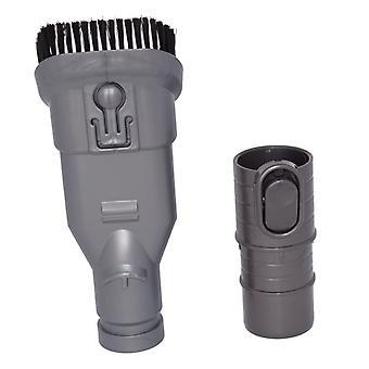 Combinación de tapicería polvo cepillo para limpieza de aspiradora Dyson DC22
