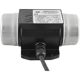 Electric vibrator Netter Vibration NEG 5050 3000 rpm 450 N 0.045 kW