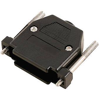 D-SUB housing Number of pins: 15 Plastic 180 ° Black MH Connectors 2360-0102-22 1 pc(s)
