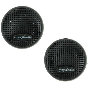 1 pair 20 mm of tweeter mac audio Mac Platinum tweeter, SERVICE merchandise