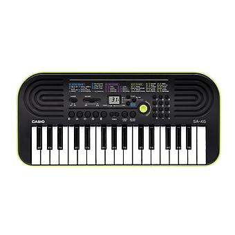 Casio SA-46 32 Opmerking Mini toetsenbord met toetsen