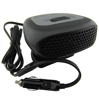 Kabalo 150W Car 2 in 1 Defroster Heater Cool Fan Demister Portable Windsheild Windscreen Winter