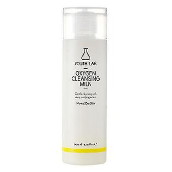 Oxygen Cleansing Milk - Normal_Dry Skin