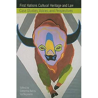 Premières Nations de patrimoine culturel et droit - études de cas - voix - et