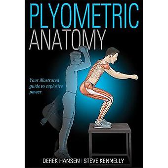 Plyometric Anatomy by Derek Hansen - 9781492533498 Book