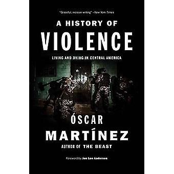 En historie om vold - lever og dør i Mellemamerika ved Oscar M